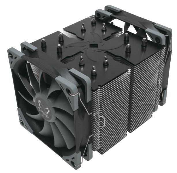 AMD AM4: CPU Kühler, Lüfter, Lüftersteuerung von Scythe